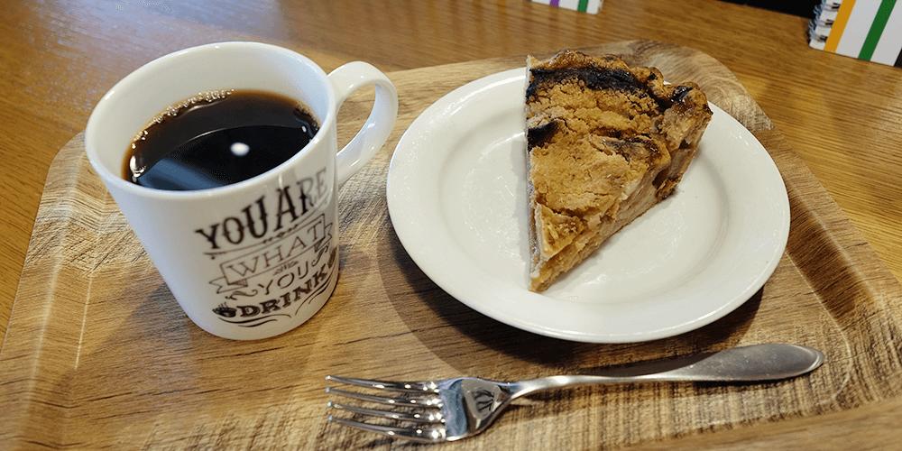 PIE & COFFEE mamenakano (パイ&コーヒー マメナカノ)