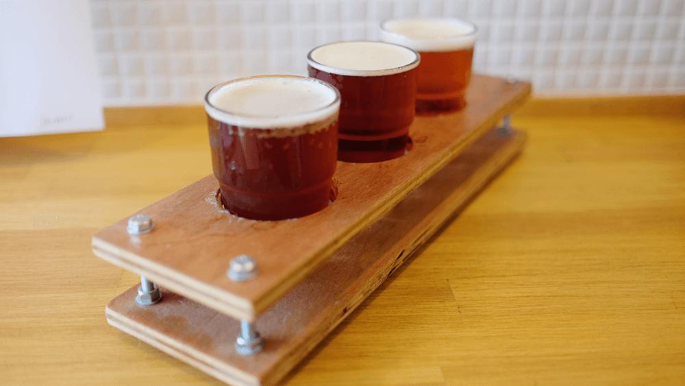アンドビール andbeer その5 オリジナルビールとカレーで休日ランチ