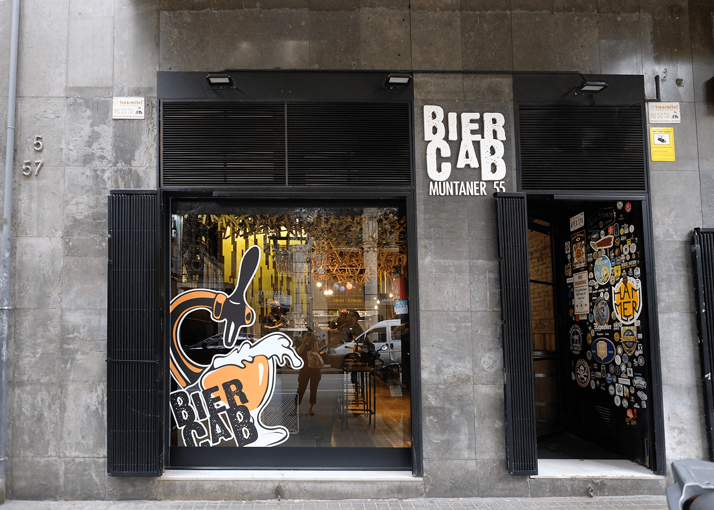 BIER CAB & BIER CAB SHOP(ビアキャブ&ビアキャブショップ)