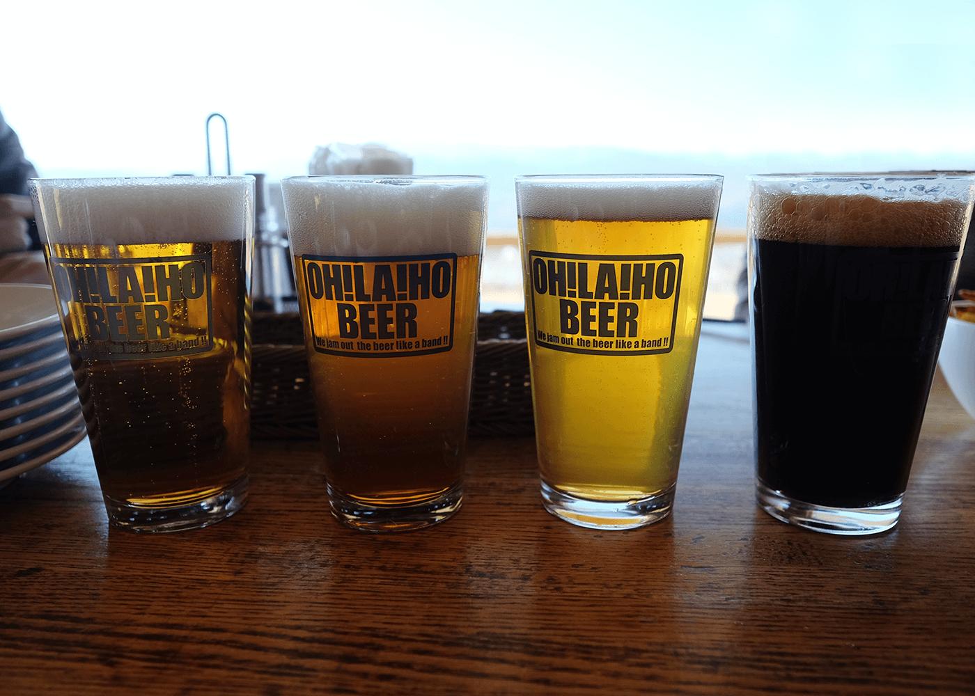 Brewery & Restaurant OH!LA!HO(ブルワリーレストラン オラホ)
