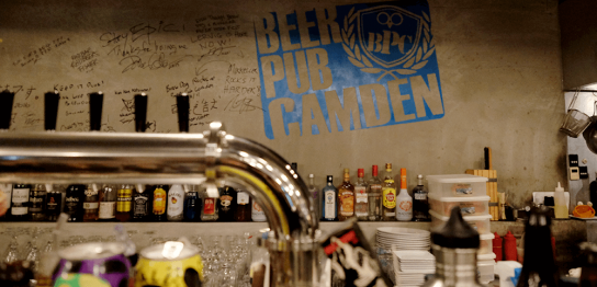 BEER PUB CAMDEN 東口店(ビアパブ カムデン)