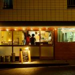 アットホームであたたかい、クランクビール at さかみちタップルーム@板橋区役所前