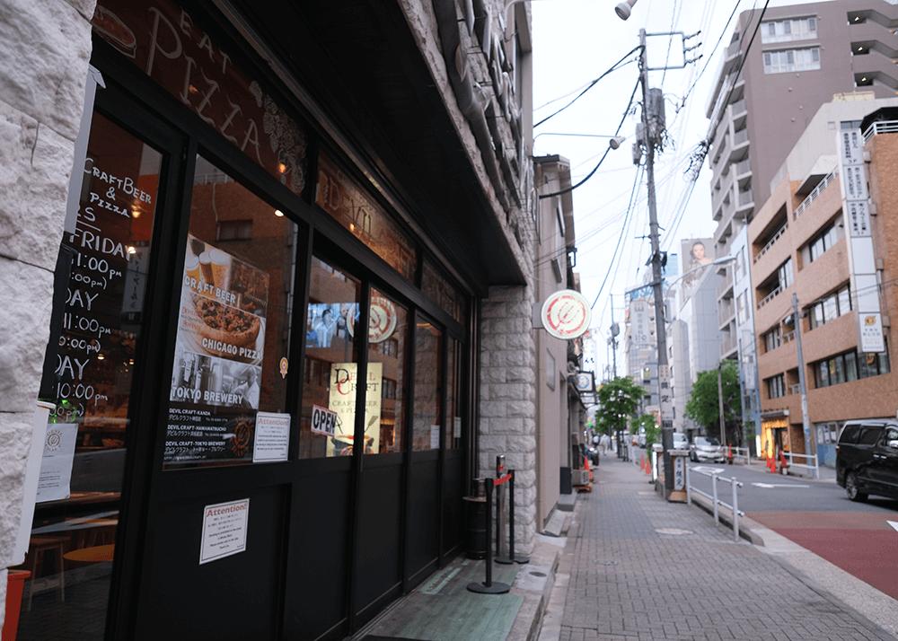 DEVIL CRAFT(デビルクラフト)浜松町