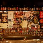 デビルクラフトで、お決まりのシカゴピザとクラフトビール@東京, 浜松町, 大門