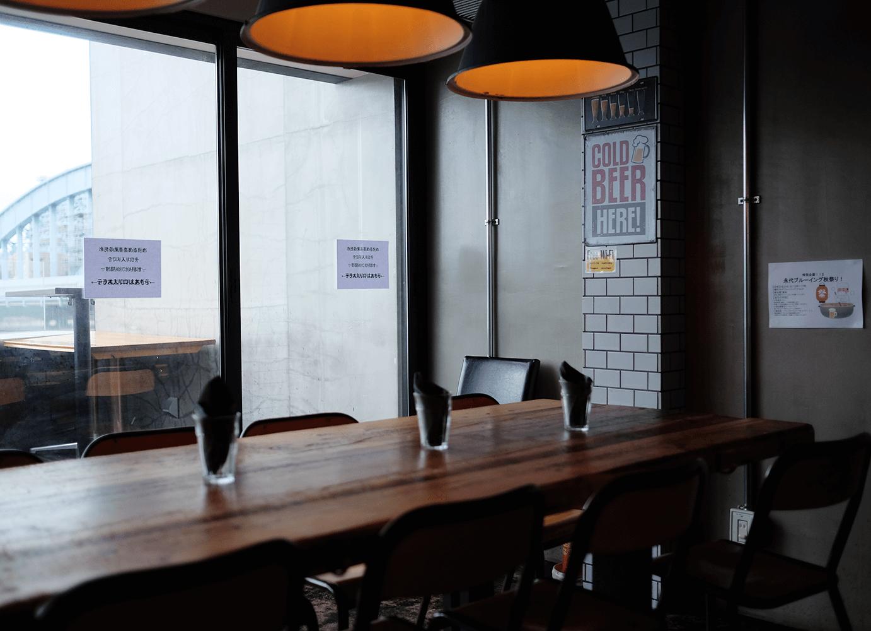 永代ブルーイング Tap Room & おかずバル(ワークショップ)