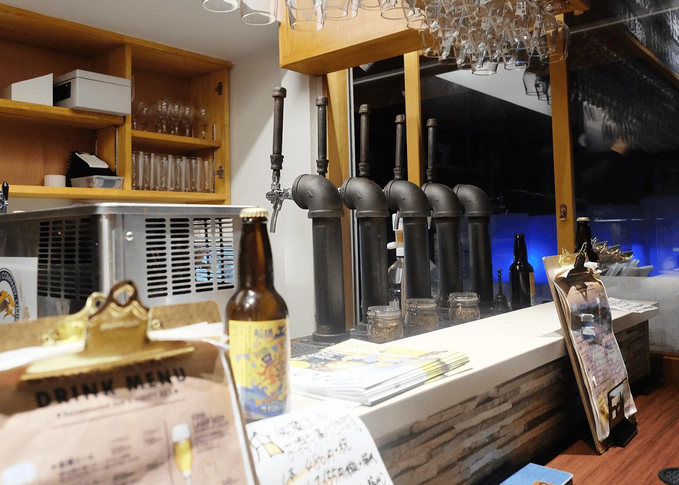 船橋ビール醸造所(フナバシビールジョウゾウショ)