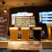 BEER CAFE+(ビアカフェ プラス)@羽田空港第1ターミナル