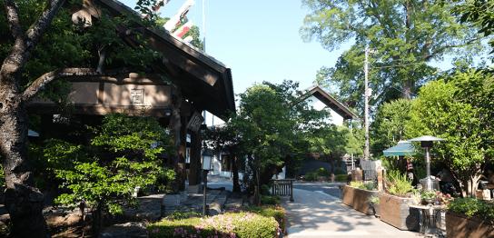 福生のビール小屋(ふっさのびーるごや)@石川酒造(いしかわしゅぞう)