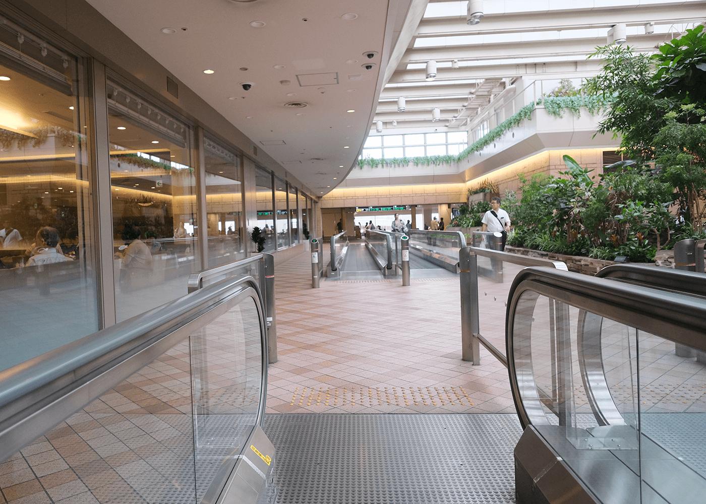 Japan Gourmet Port(ジャパングルメポート)@羽田空港第1ターミナル