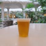 羽田限定クラフトビール『羽田スカイエール』を搭乗間際に楽しむ@羽田空港第1ターミナル出発ゲートラウンジ内