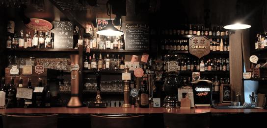 The Jha Bar(ヨーロッパやアメリカのクラフトビール)