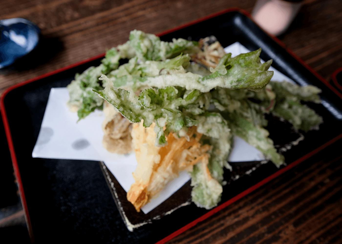 十割蕎麦 陶房とお食事処『風の庵』(大沼)