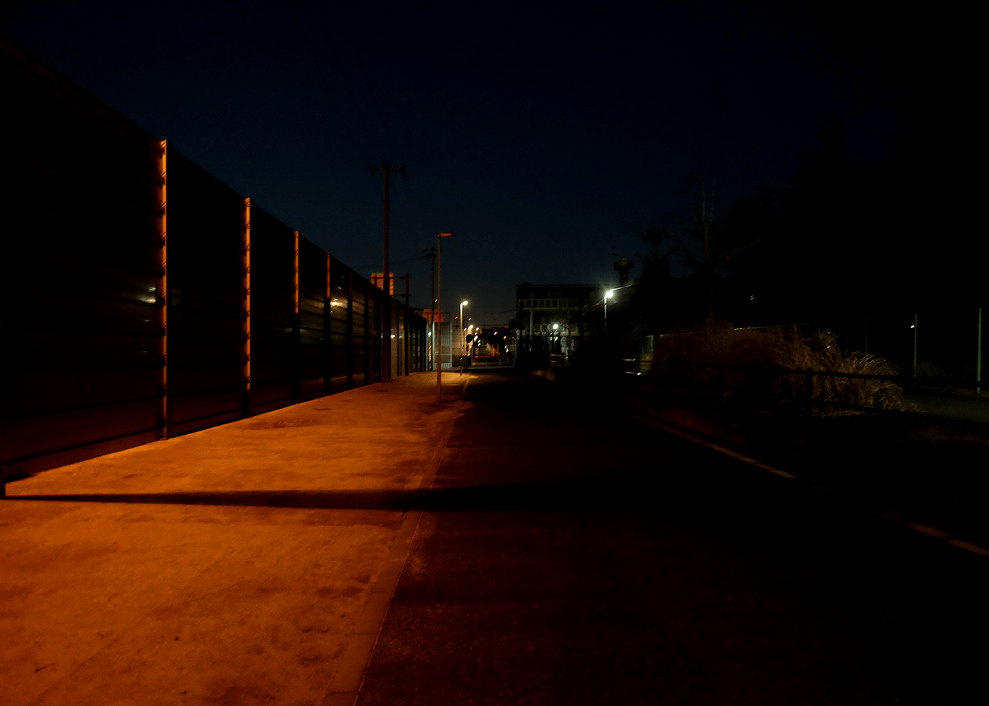 むぎのいえまで歩く(南船橋駅から)