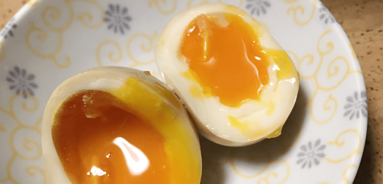 世界一美味しい煮卵を作る