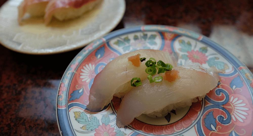 回転寿司 一番亭(沖縄, 北谷)