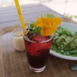 大多喜ハーブガーデンのレストランで、初夏のハーブの香りと味に癒される!