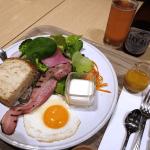 ル・シエールで羽田限定クラフトビール『羽田スカイエール』を楽しむ@羽田空港第1ターミナル