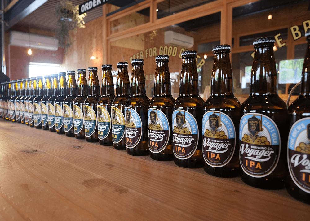クラフトビール醸造所 ボイジャーブルーイング | 和歌山県田辺市